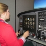 High School Student Job Shadow Day-flying FTD