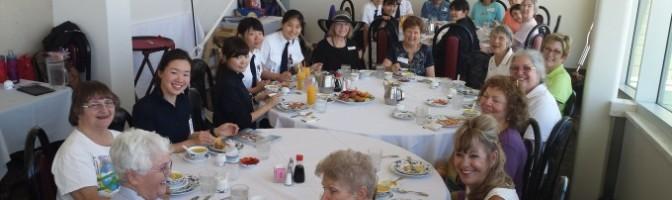 The Ninety-Nines Luncheon