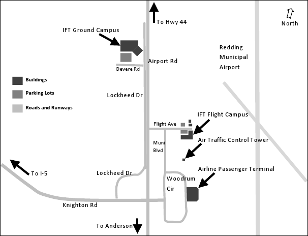Map-Campuses