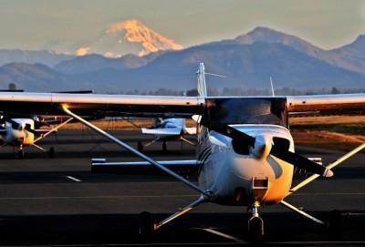 Self-sponsored landing page